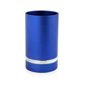 גביע קידוש לשבת אנודייז כוס קידוש דבח כחול