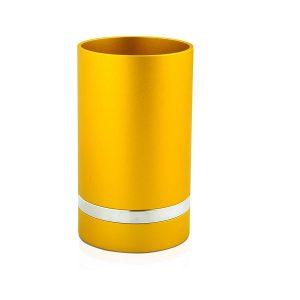 גביע קידוש לשבת אנודייז כוס קידוש דבח זהב