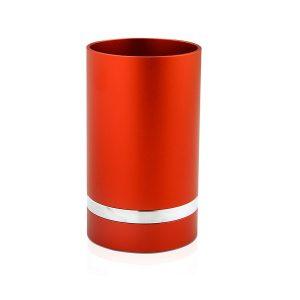 גביע קידוש לשבת אנודייז כוס קידוש דבח אדום